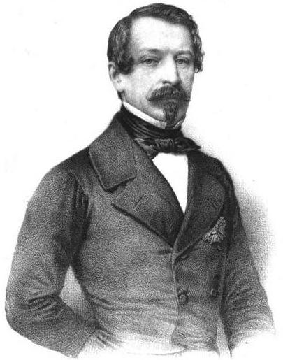 Louis-Napoléon Bonaparte président