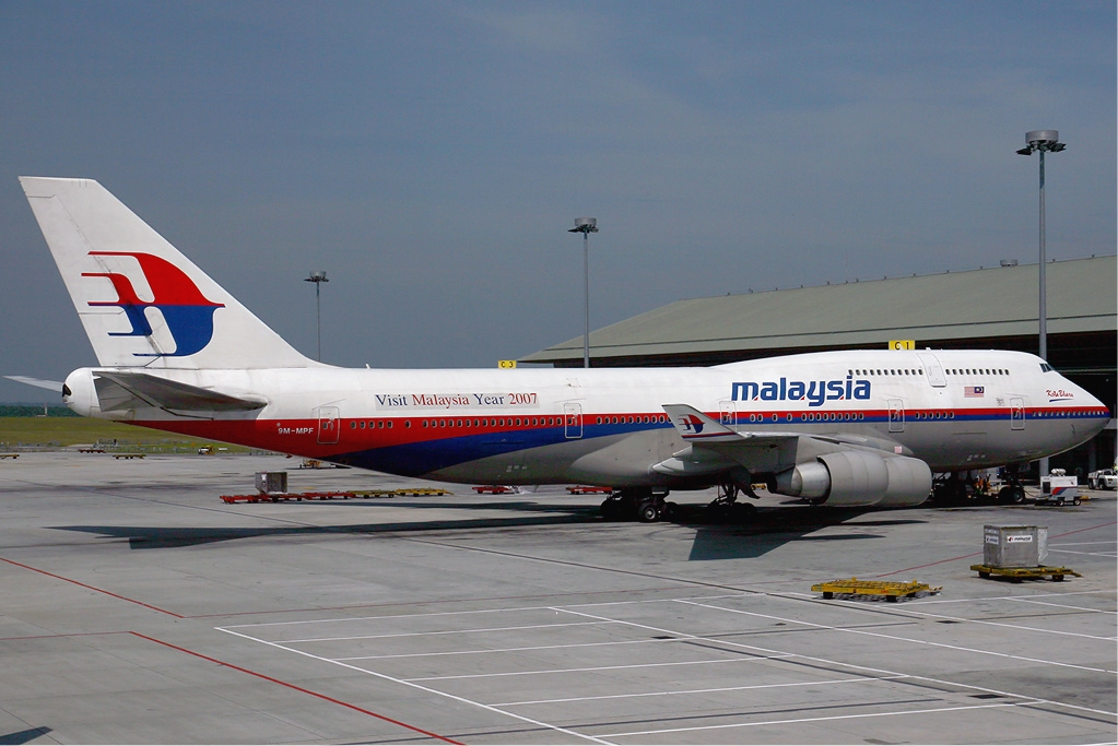 Download this Description Malaysia Airlines Boeing Kvw picture