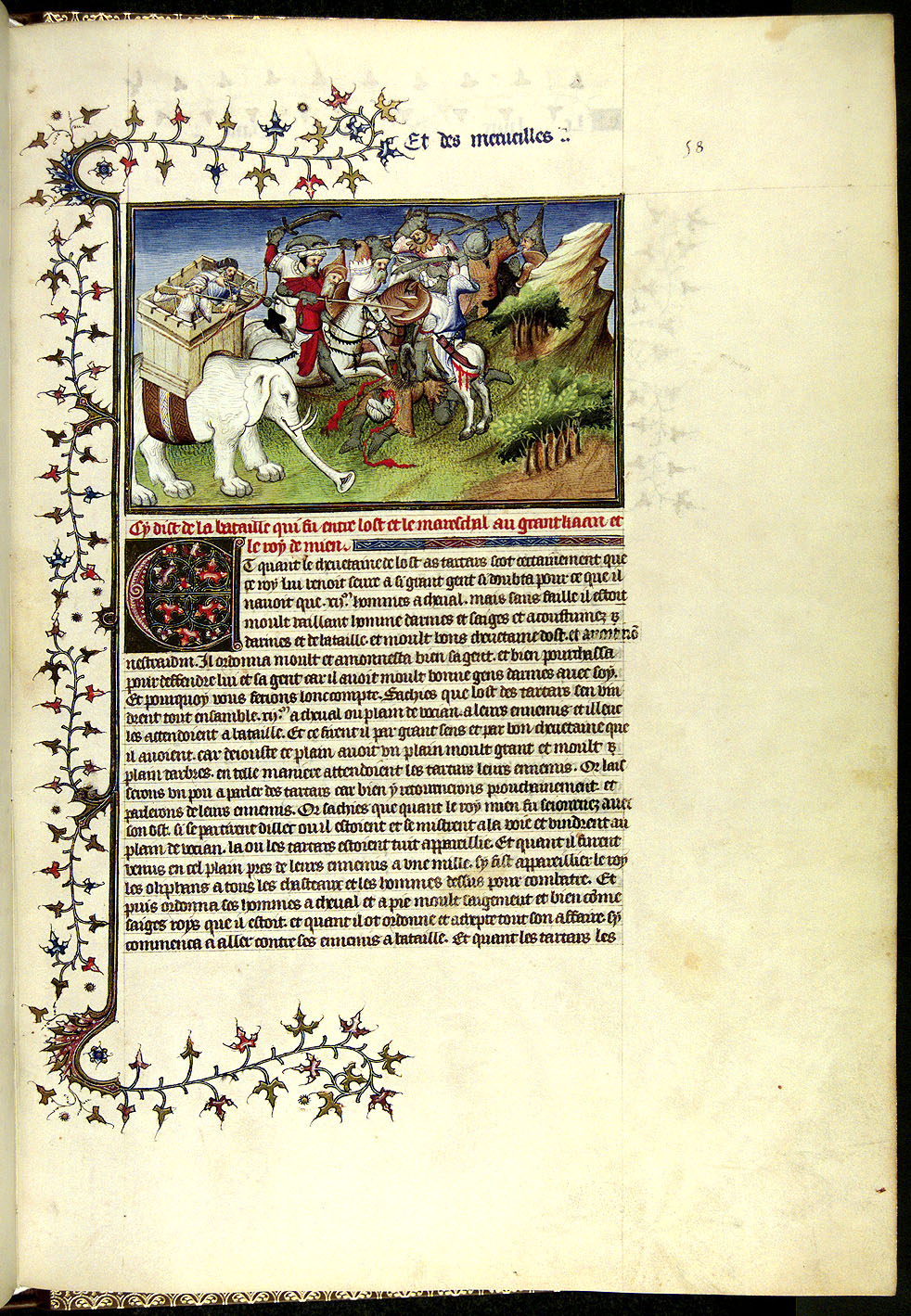 File:Marco Polo, Il Milione, Chapter CXXIII and CXXIV.jpg ...