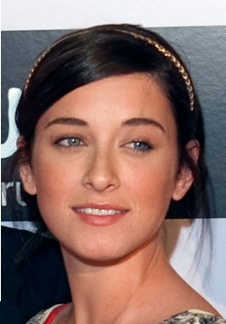 Margo Harshman in 2009