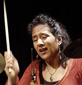 Marilyn Mazur Danish musician