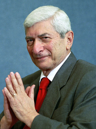 Marvin Kalb (Jim Wallace, 2001)