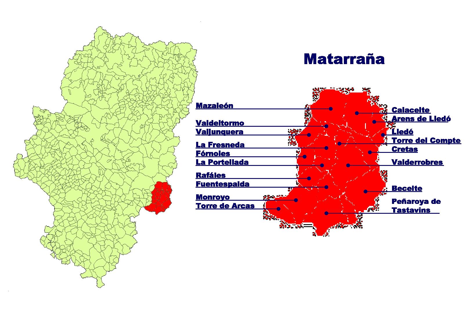 e1e8126397424 Matarraña - Wikipedia