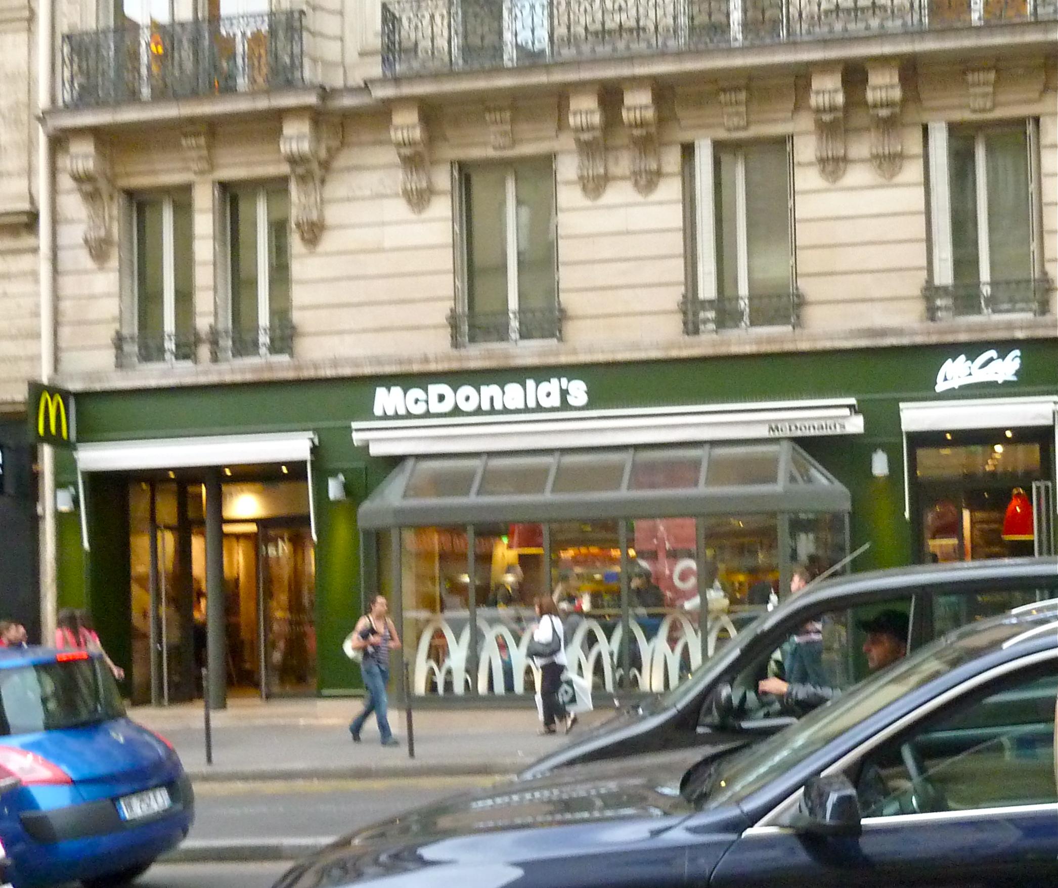 Fast Food Paris Bercy