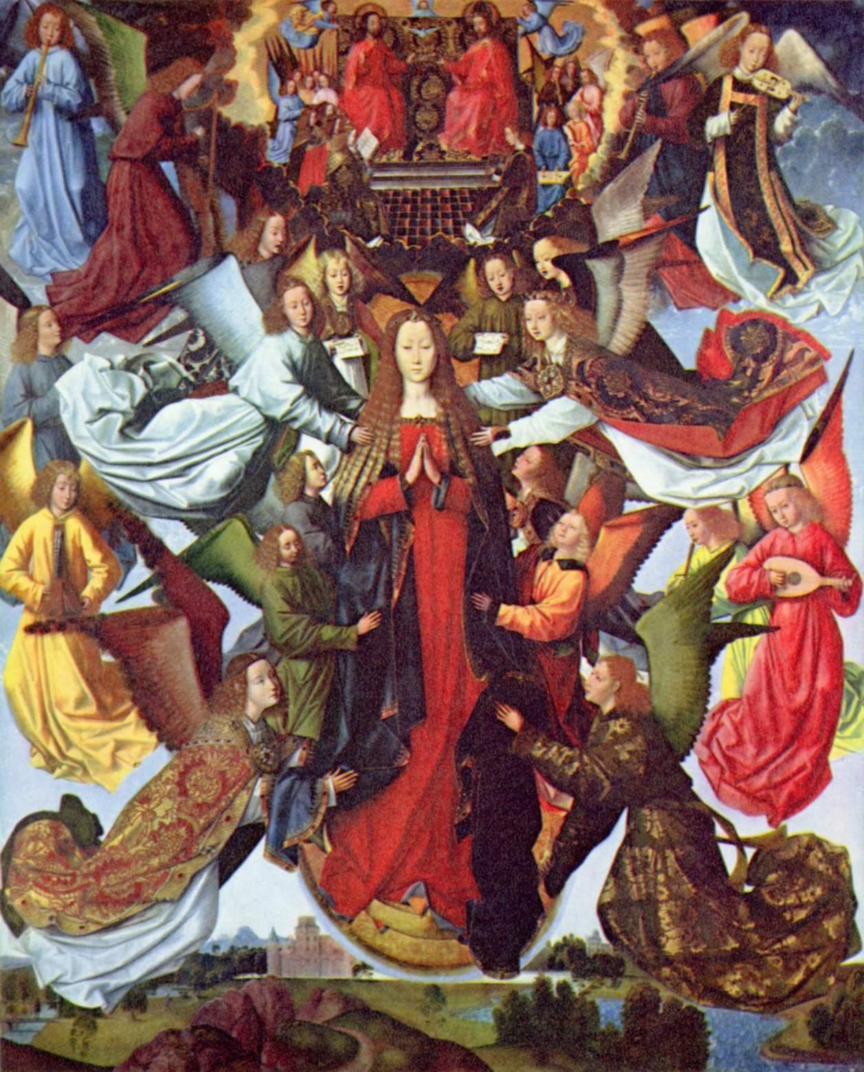 Heilige Lucia Legende