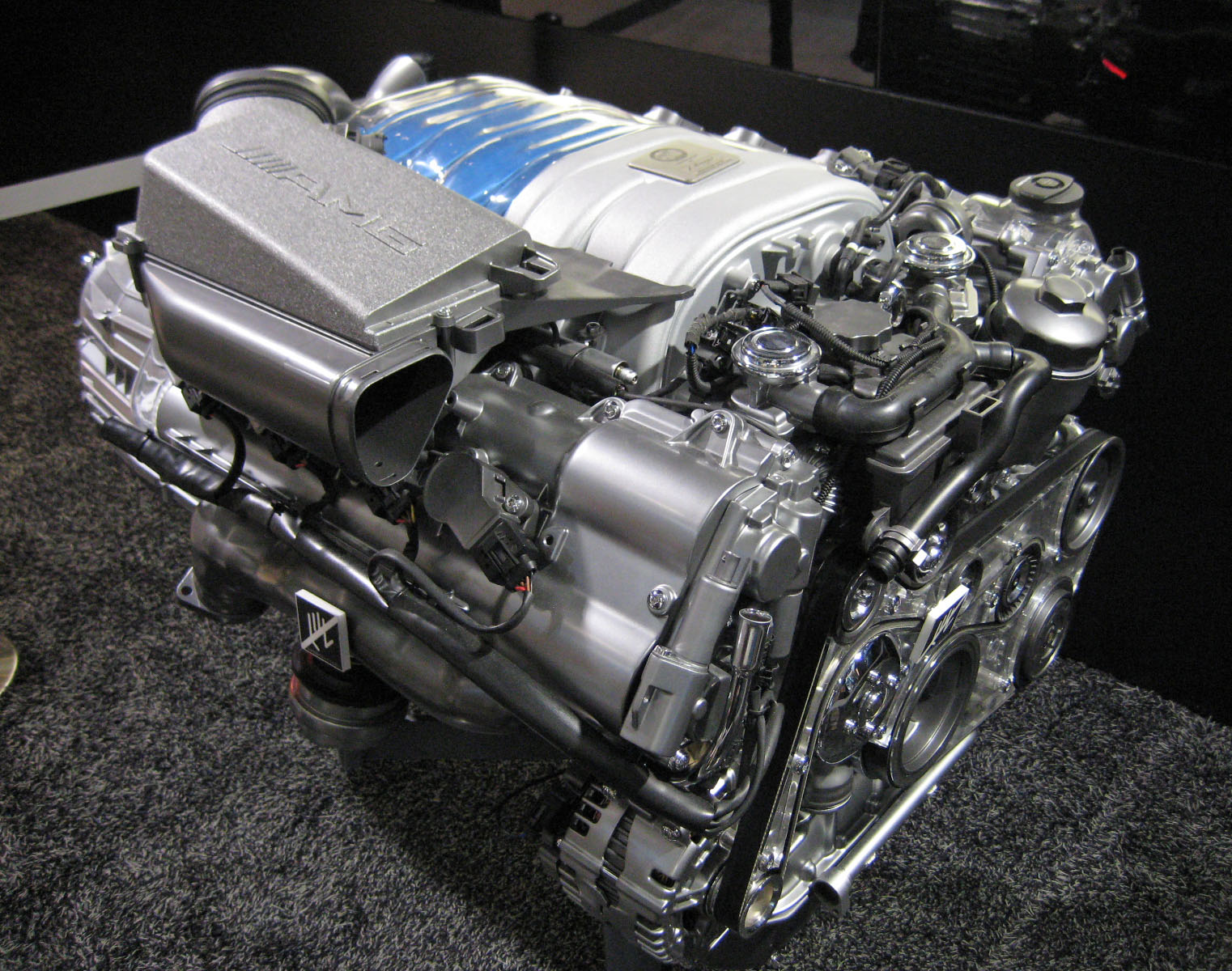 Mercedes benz m156 engine wikipedia for Motor mercedes benz