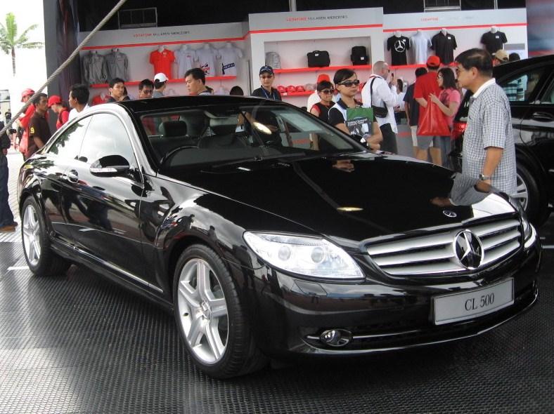 File Mercedes Benz Cl 500 Jpg