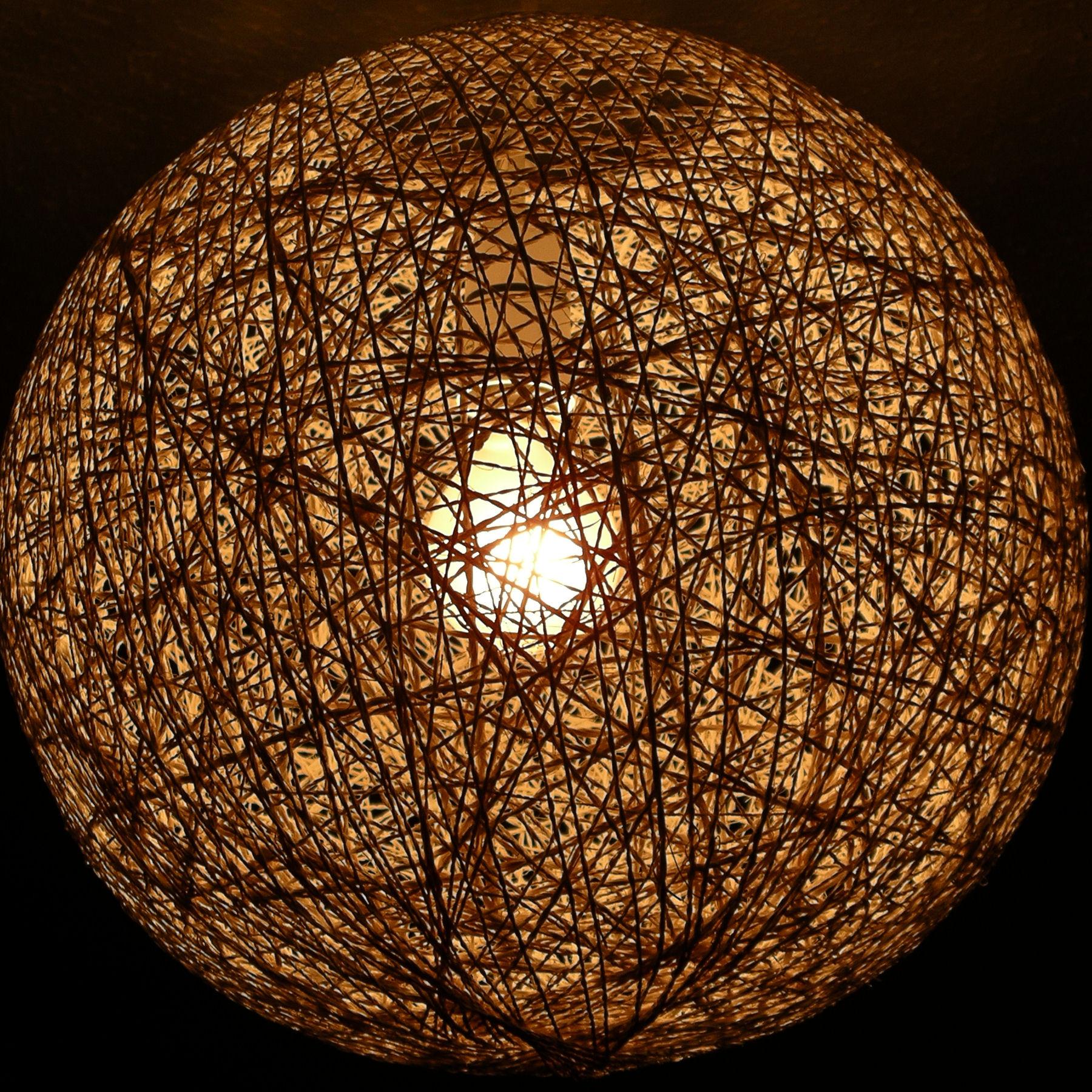 File Metal Net Lampshade Jpg Wikimedia Commons