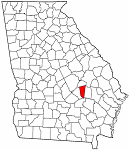 Montgomery County Georgia