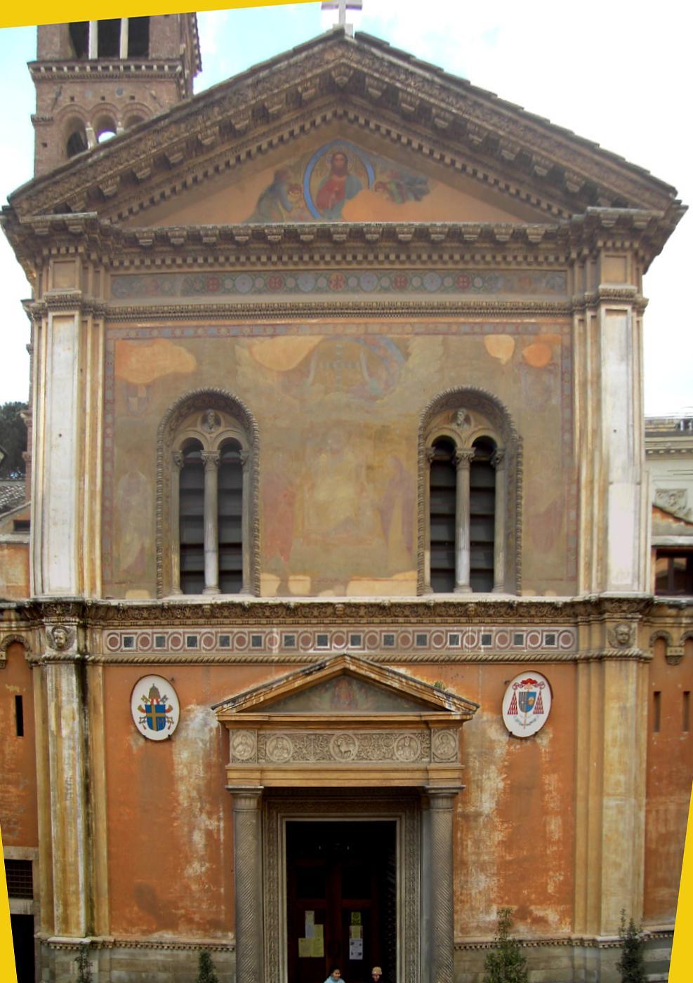 Basilica di Santa Pudenziana - Wikipedia