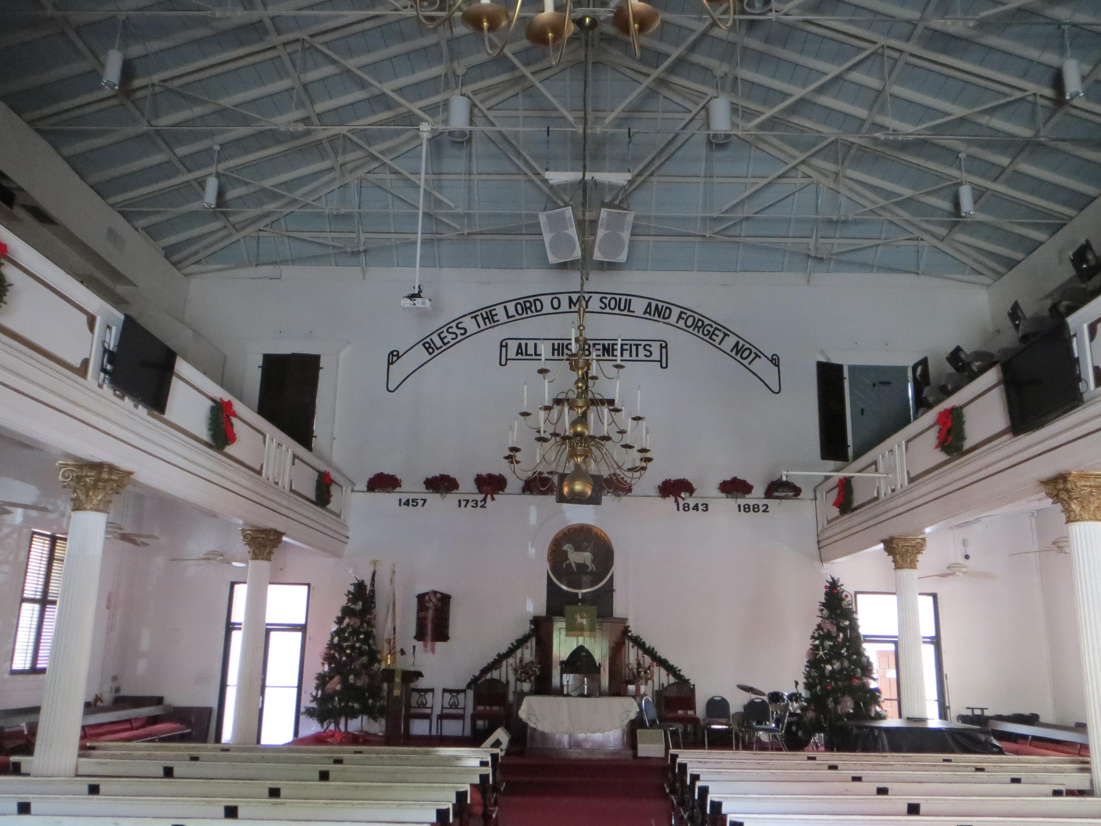 Filemoravian Church Charlotte Amalie  Jpg