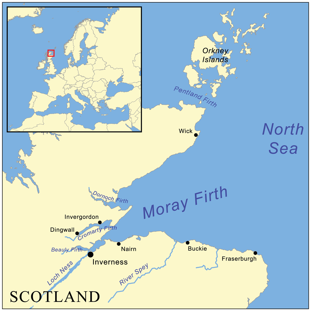 Moray Firth - Wikipedia