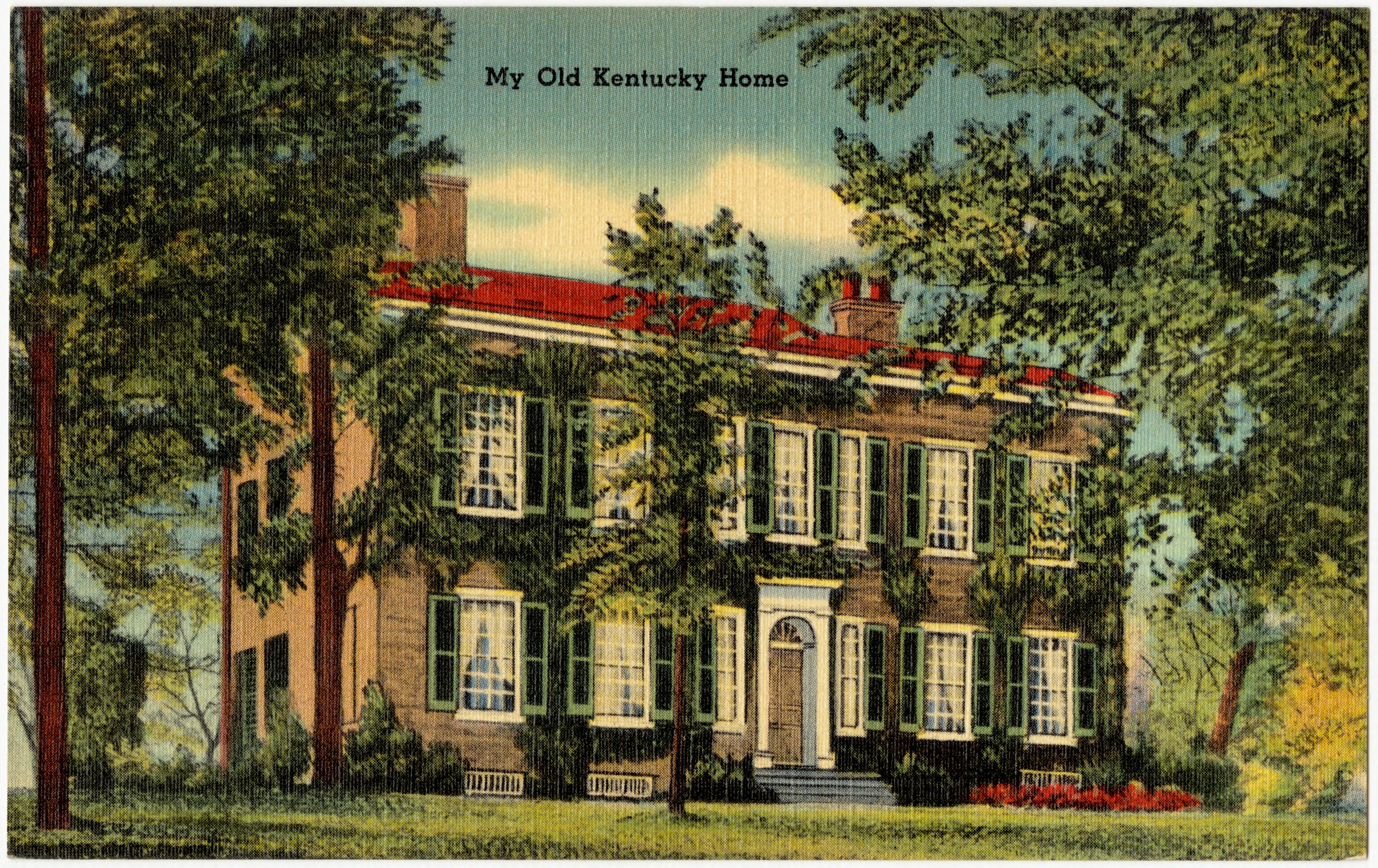 my old kentucky home pdf