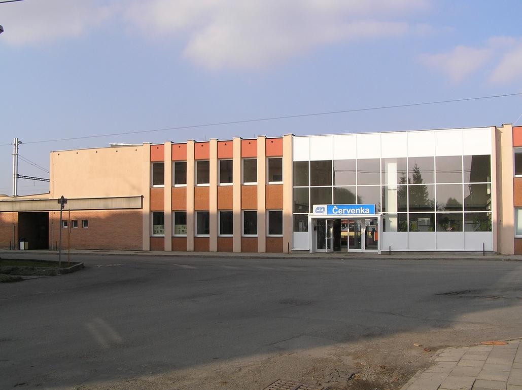 Station Červenka