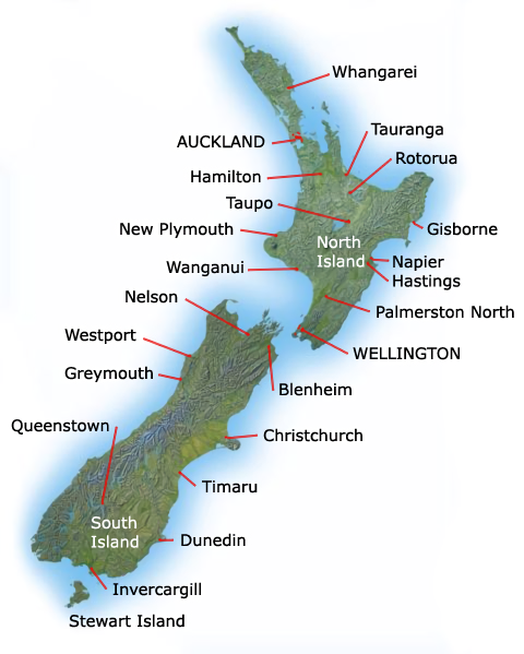 Outline Of New Zealand Wikipedia