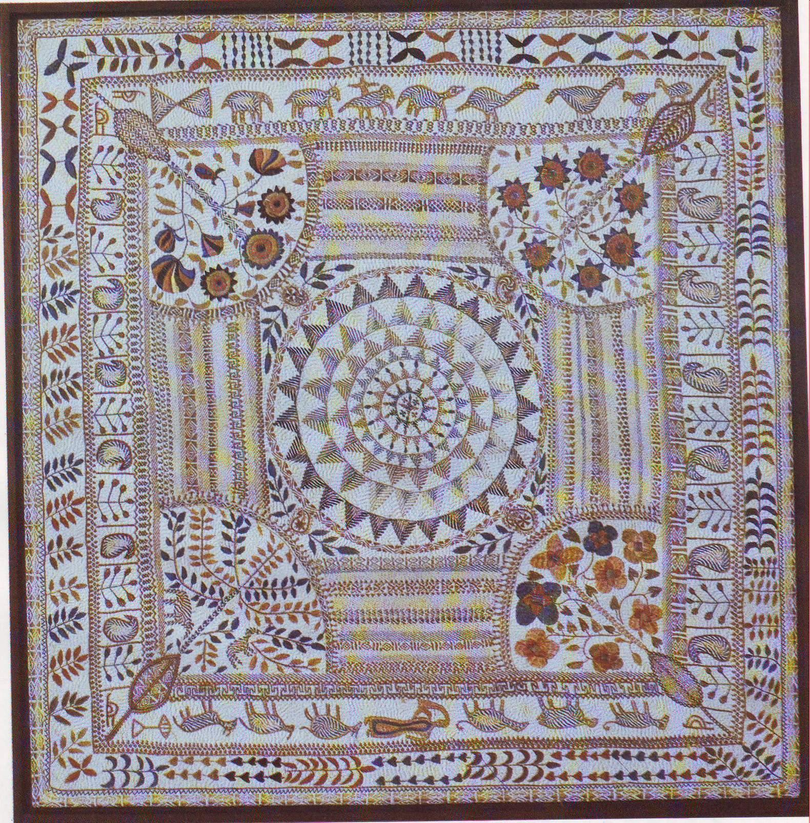 Nakshi kantha - Wikipedia
