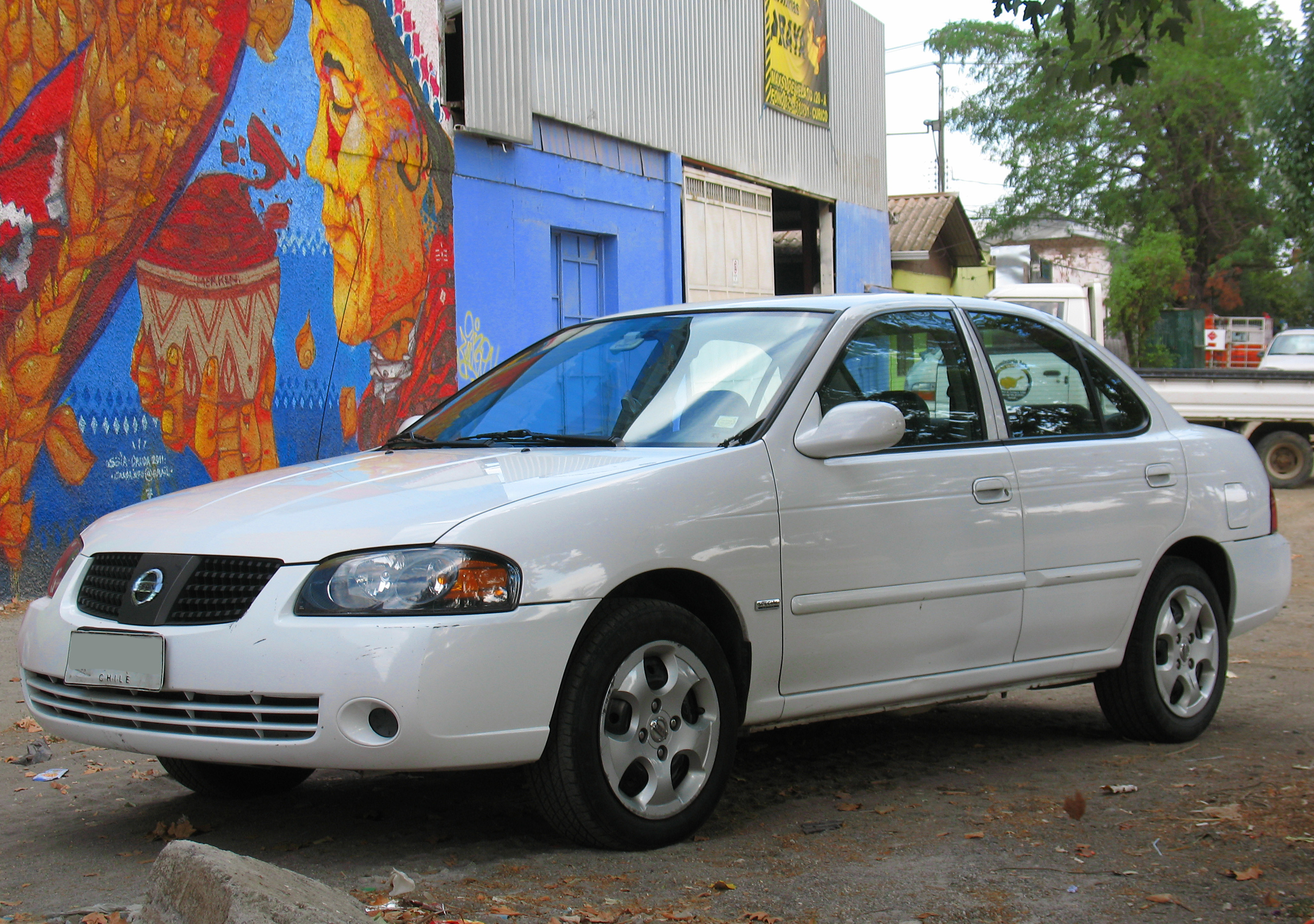 File Nissan Sentra 1 8 Gxe Special Edition 2007 33267741976 Jpg Wikimedia Commons