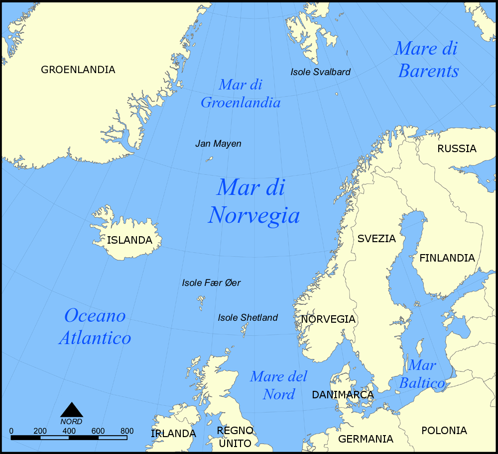 Cartina Europa Islanda.Paesi Nordici Wikipedia