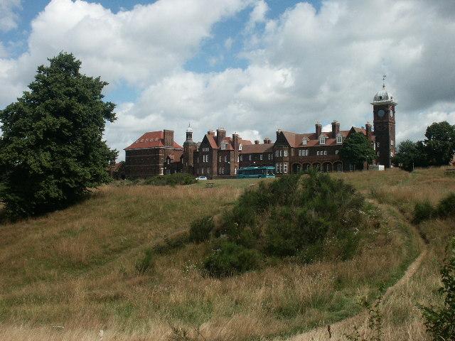 Norwich Prison - geograph.org.uk - 34166