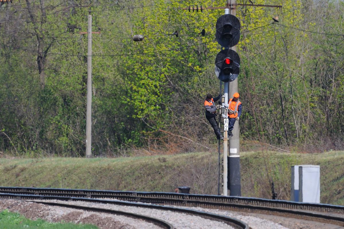 инструкция по сигнализации на жд транспорте рф от 10 июля 2012