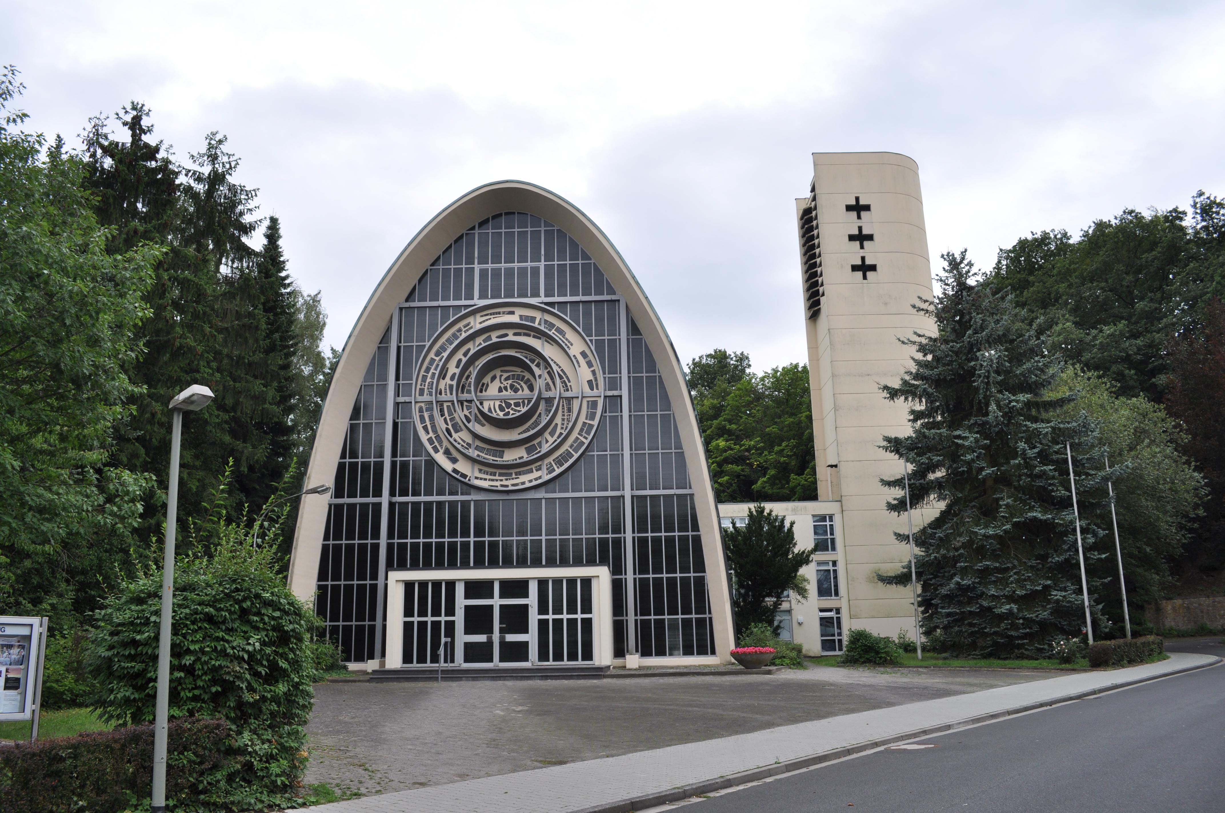 Katholische kirche st hedwig oberursel
