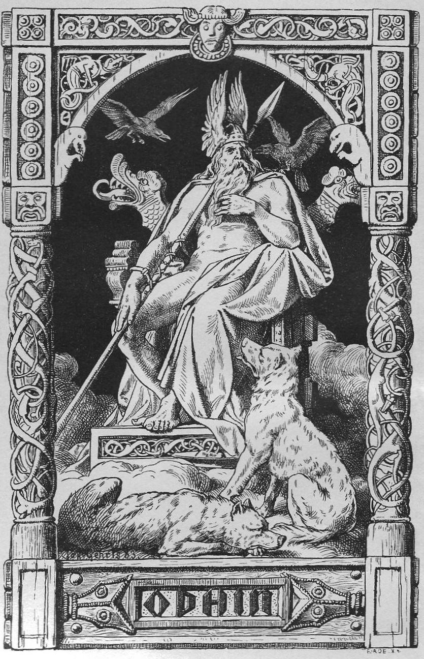 Bestand Bestandsgeschiedenis Bestandsgebruik Globaal bestandsgebruikOdin God Of Norse Mythology