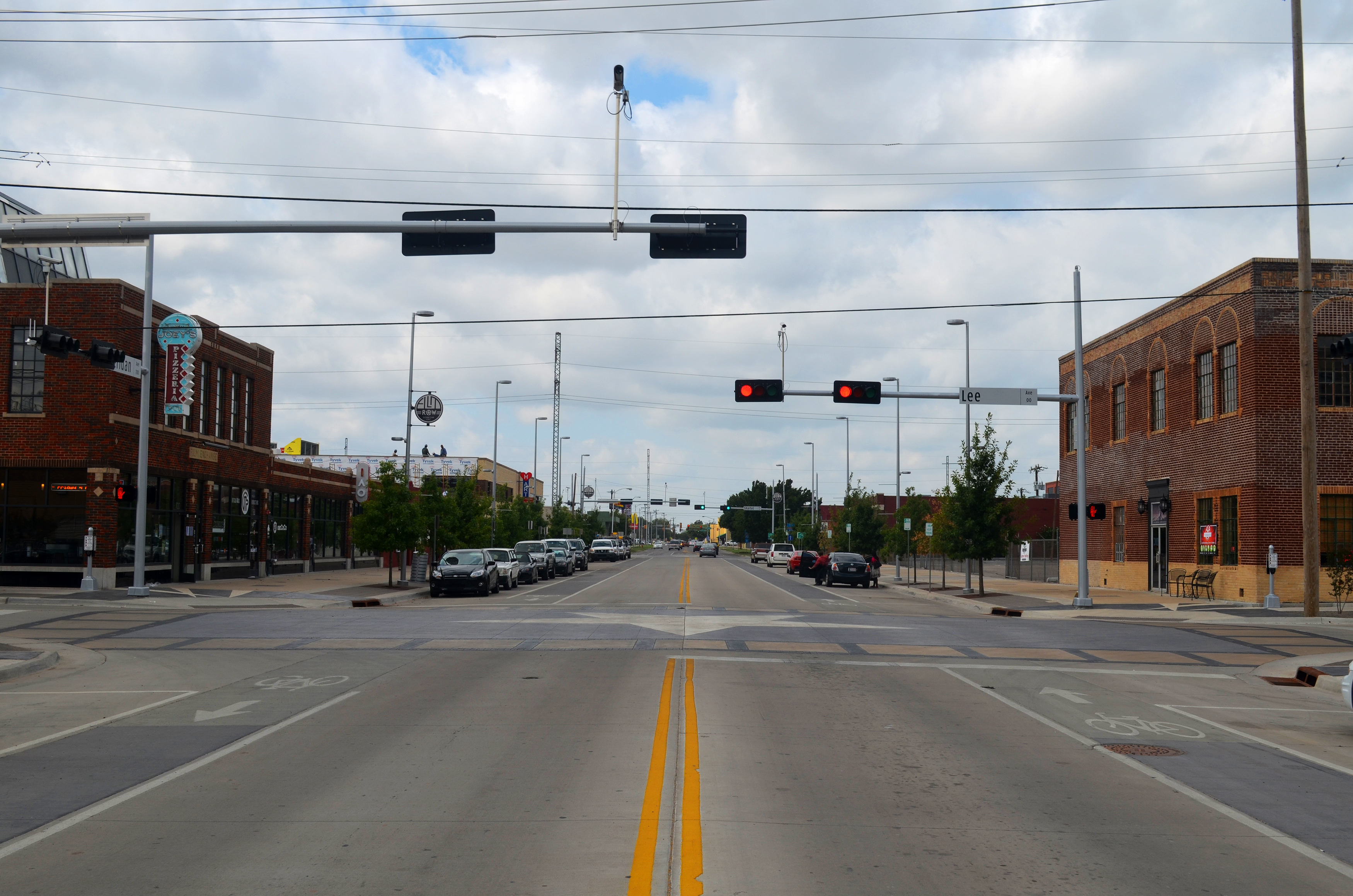 W Main Street Oklahoma City Ok