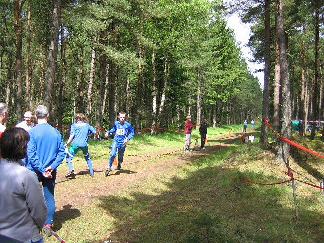 Orienteering in Tentsmuir Forest. - geograph.org.uk - 13488