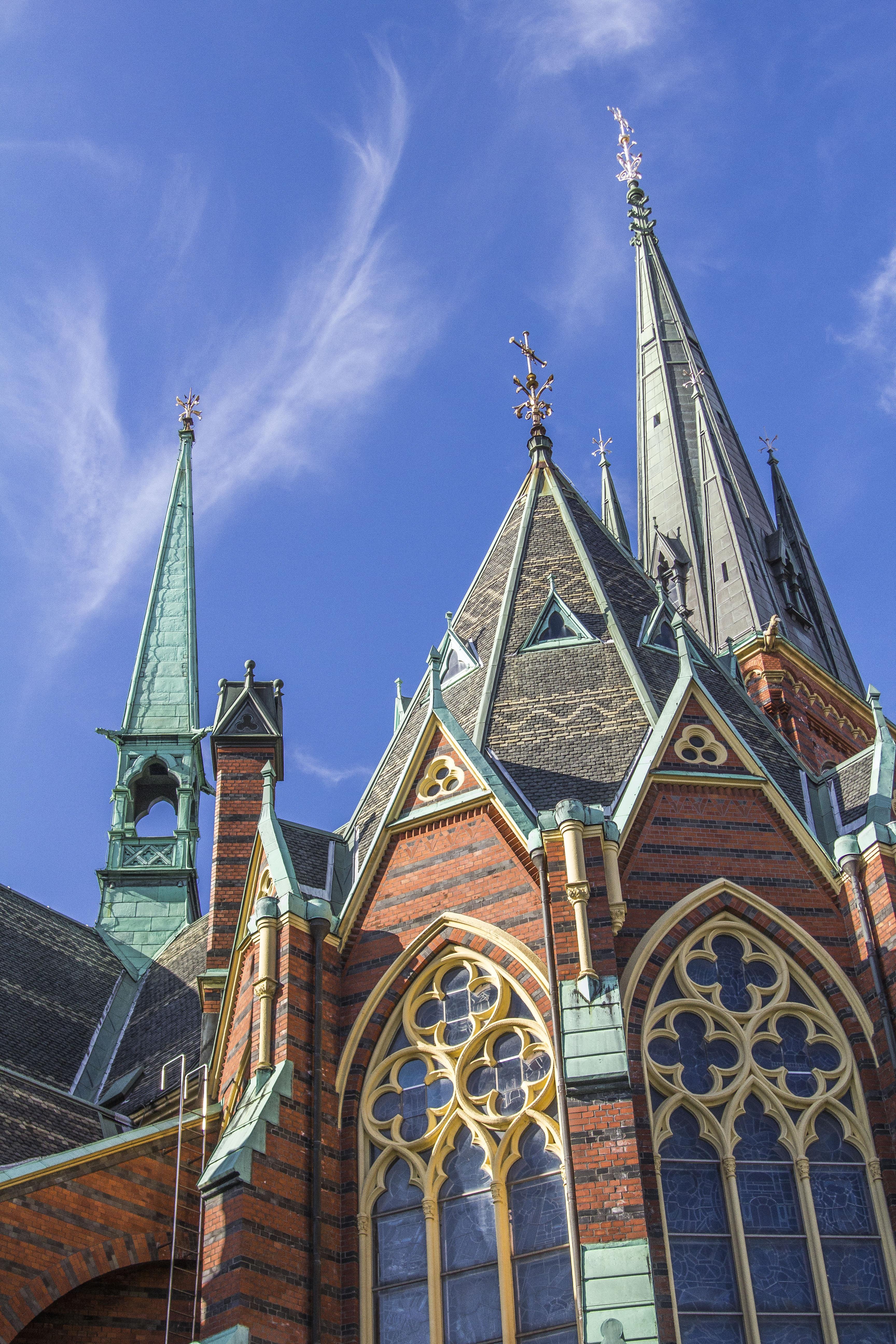 Oscar Fredriks kyrka - Wikiwand