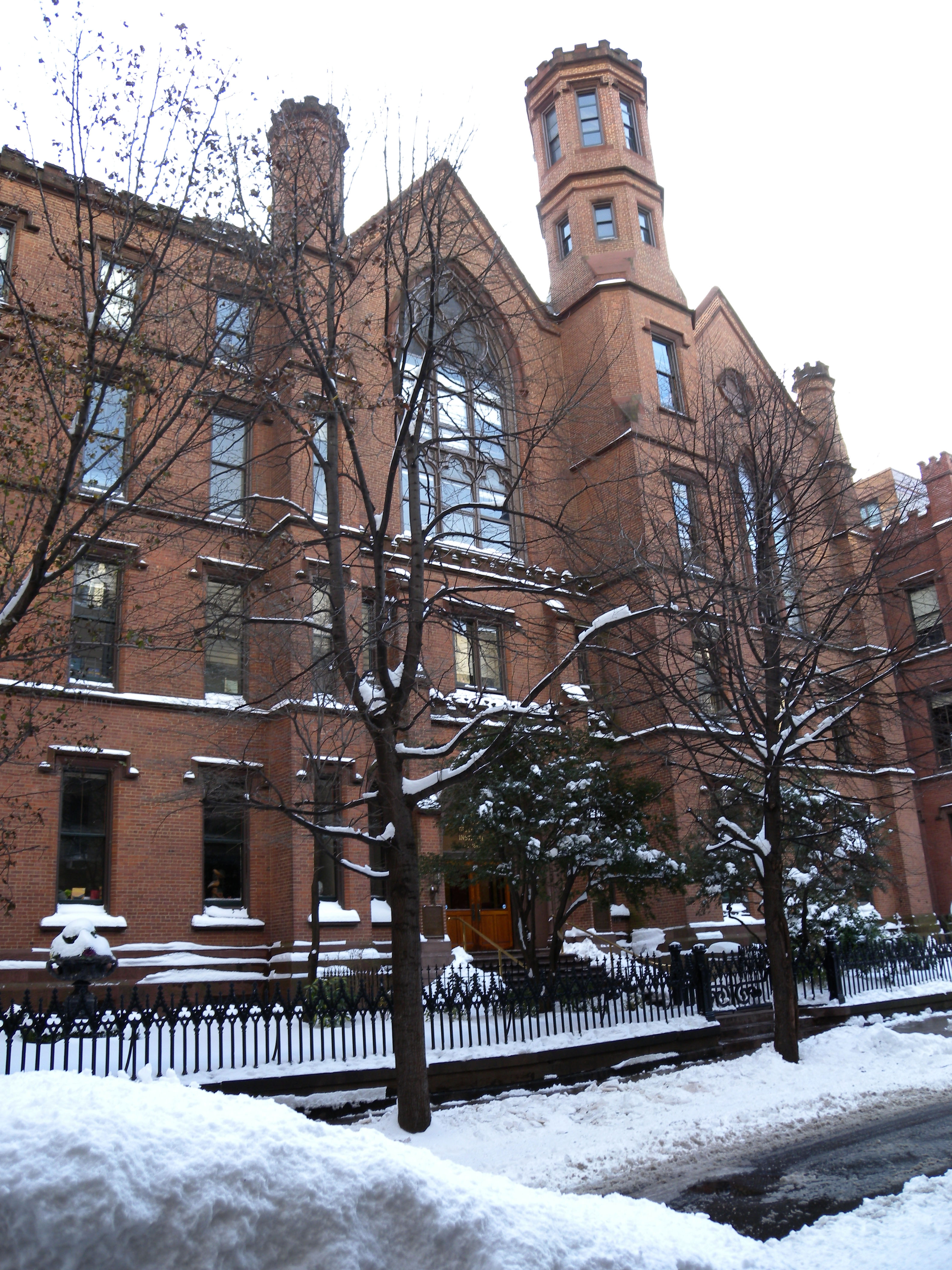 image of Packer Collegiate Institute