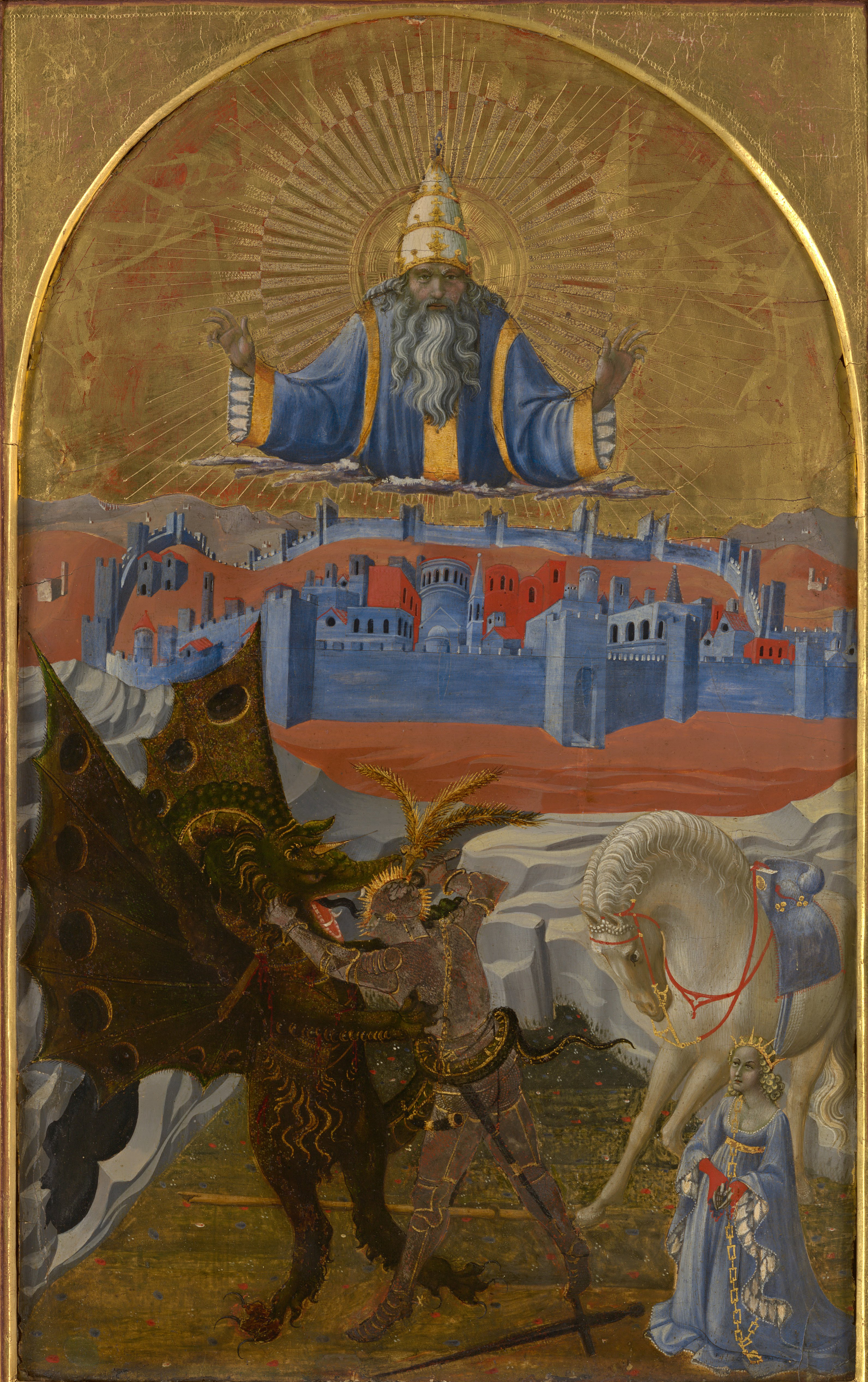 slaying the dragon He adds that: the connection of st george with a dragon-slaying legend does not relegate him to the region of the myth muslim legends george (arabic.