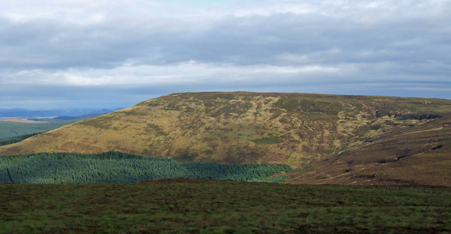 Peel Fell - geograph.org.uk - 570301