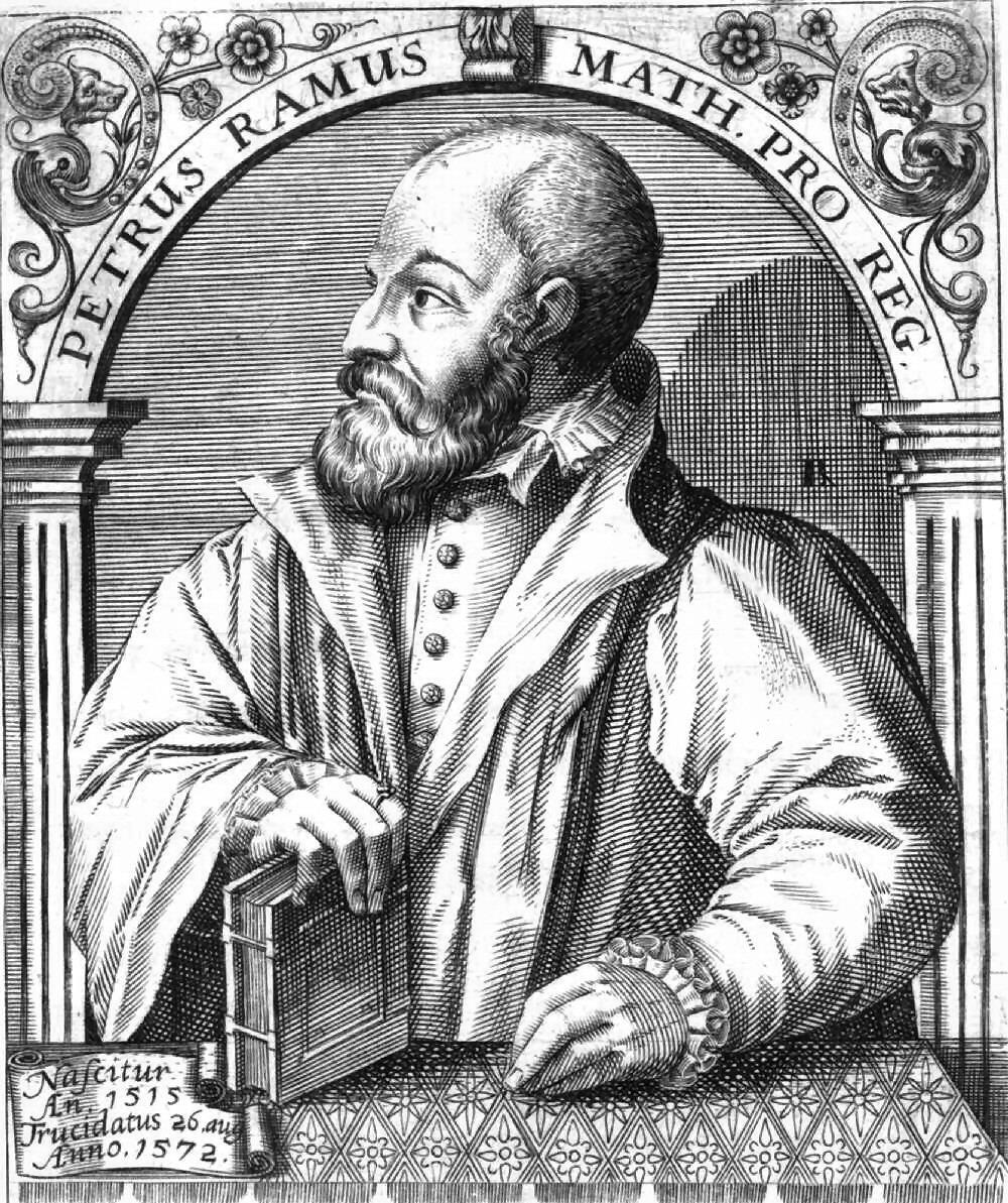 Petrus Ramus.