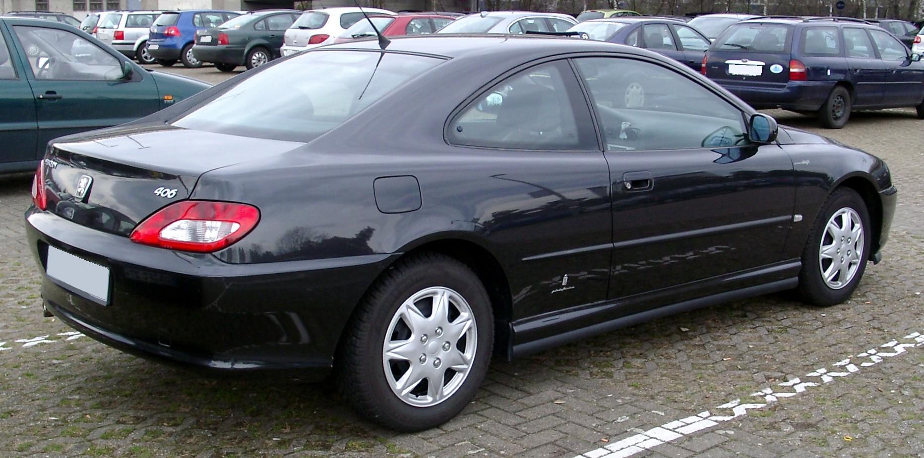 peugeot 406 2008