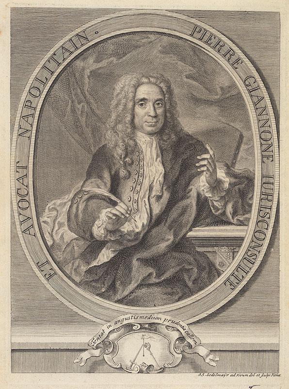 Pietro Giannone.