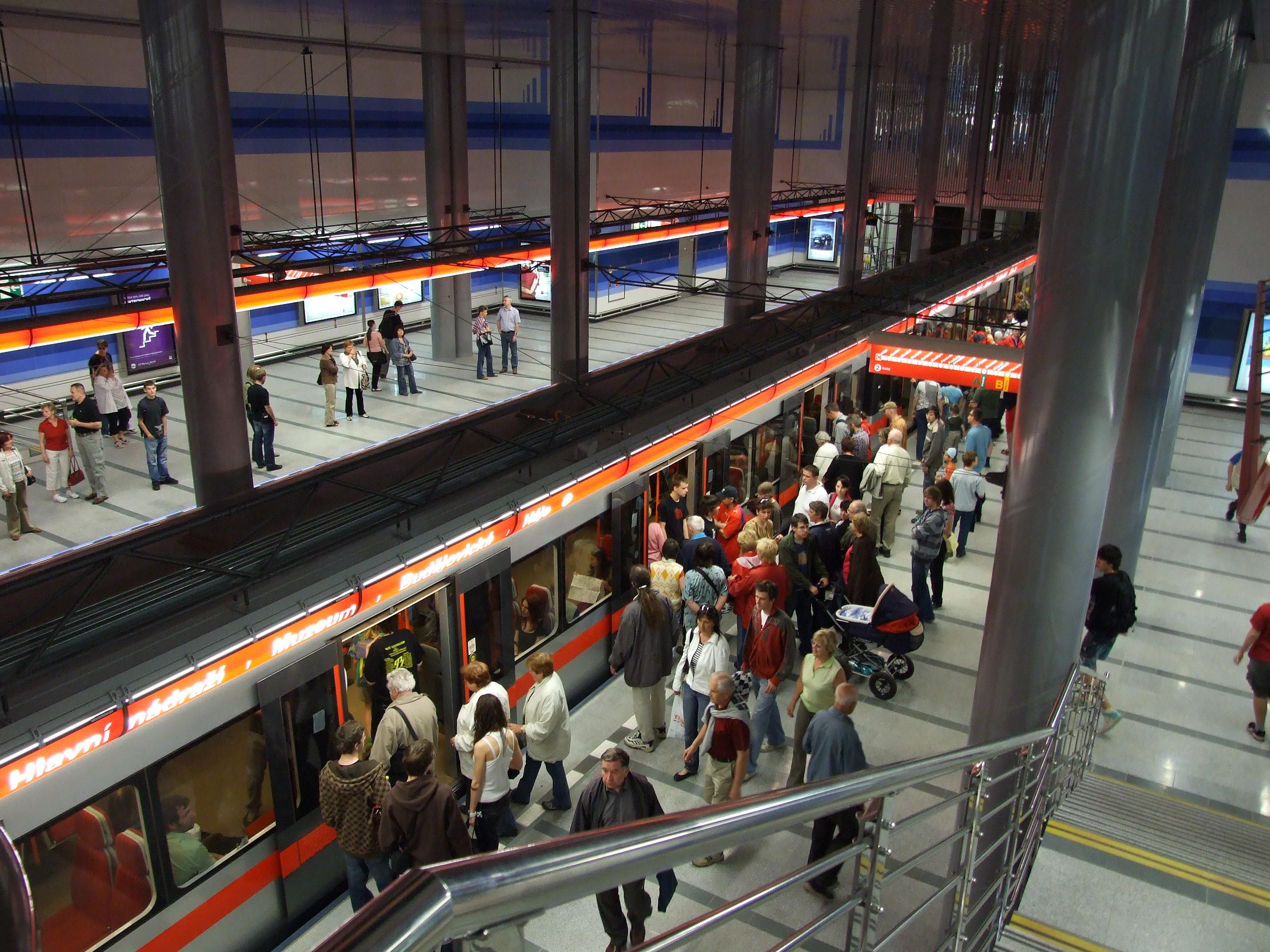 Prosek Prague Metro