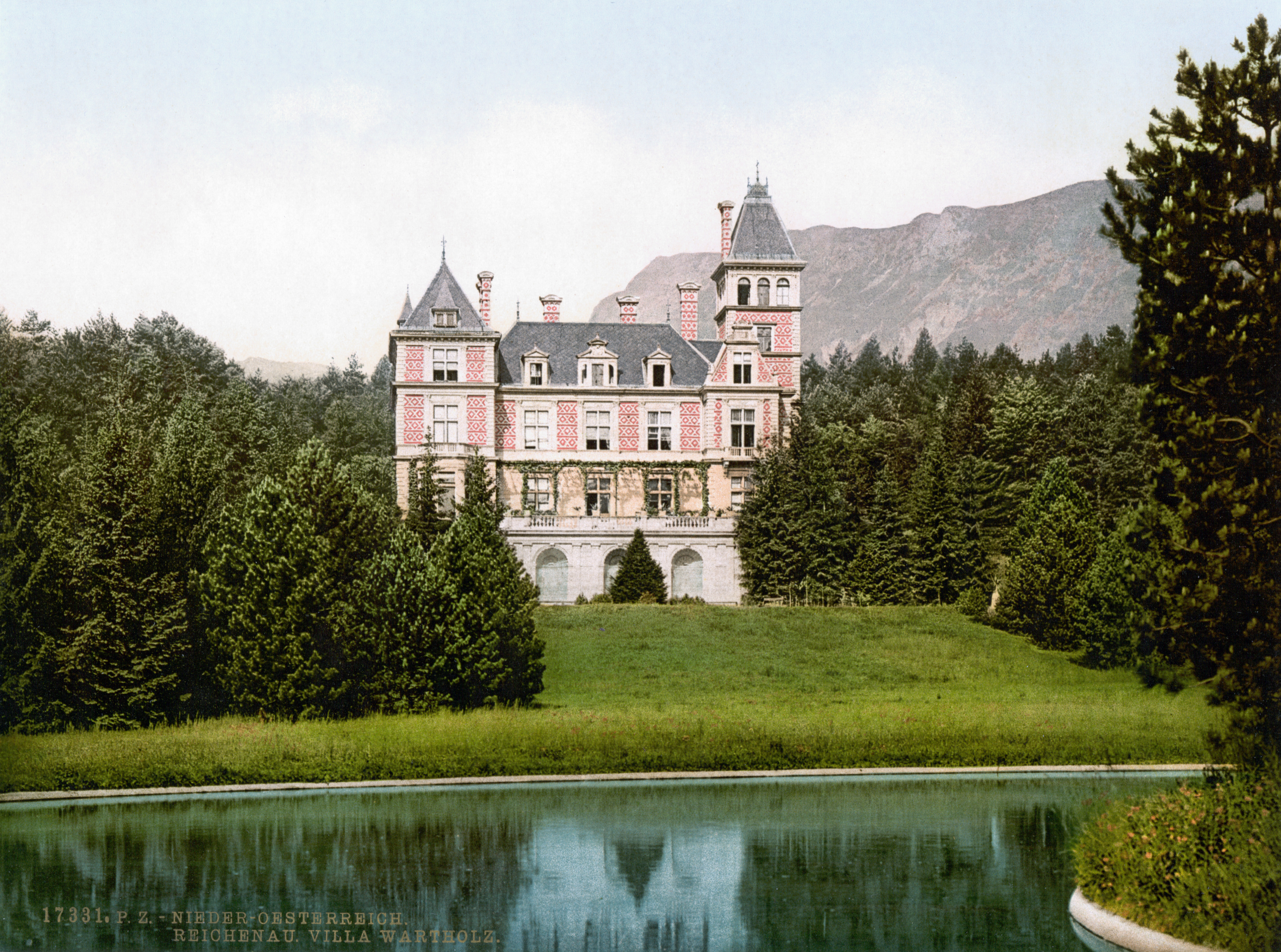 Landhaus Blauer Spatz Reichenau an der Rax - Reichenau