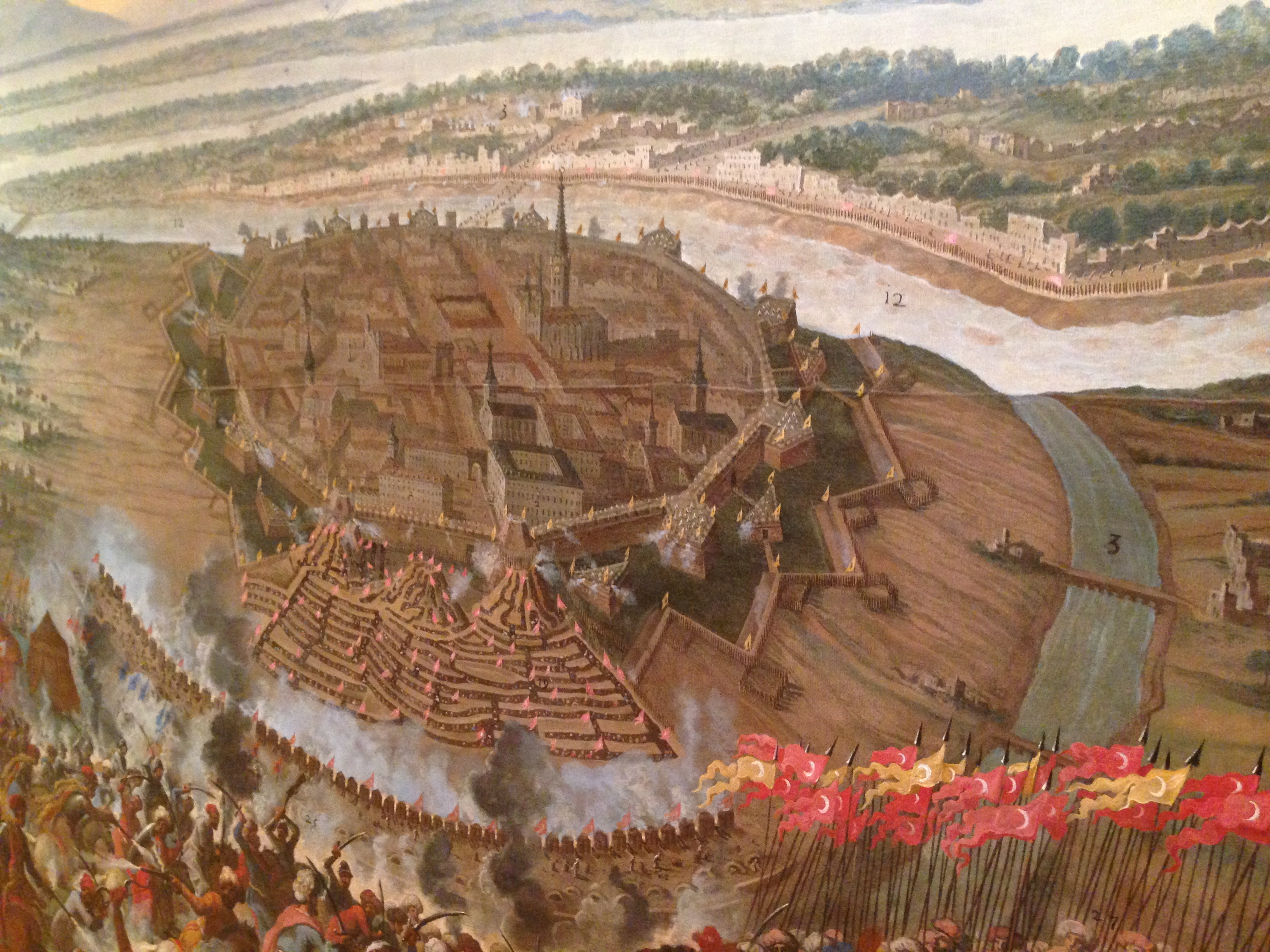 File:Relief of Vienna 1683 - Wien Museum - 2 (photo by Andrew Nash
