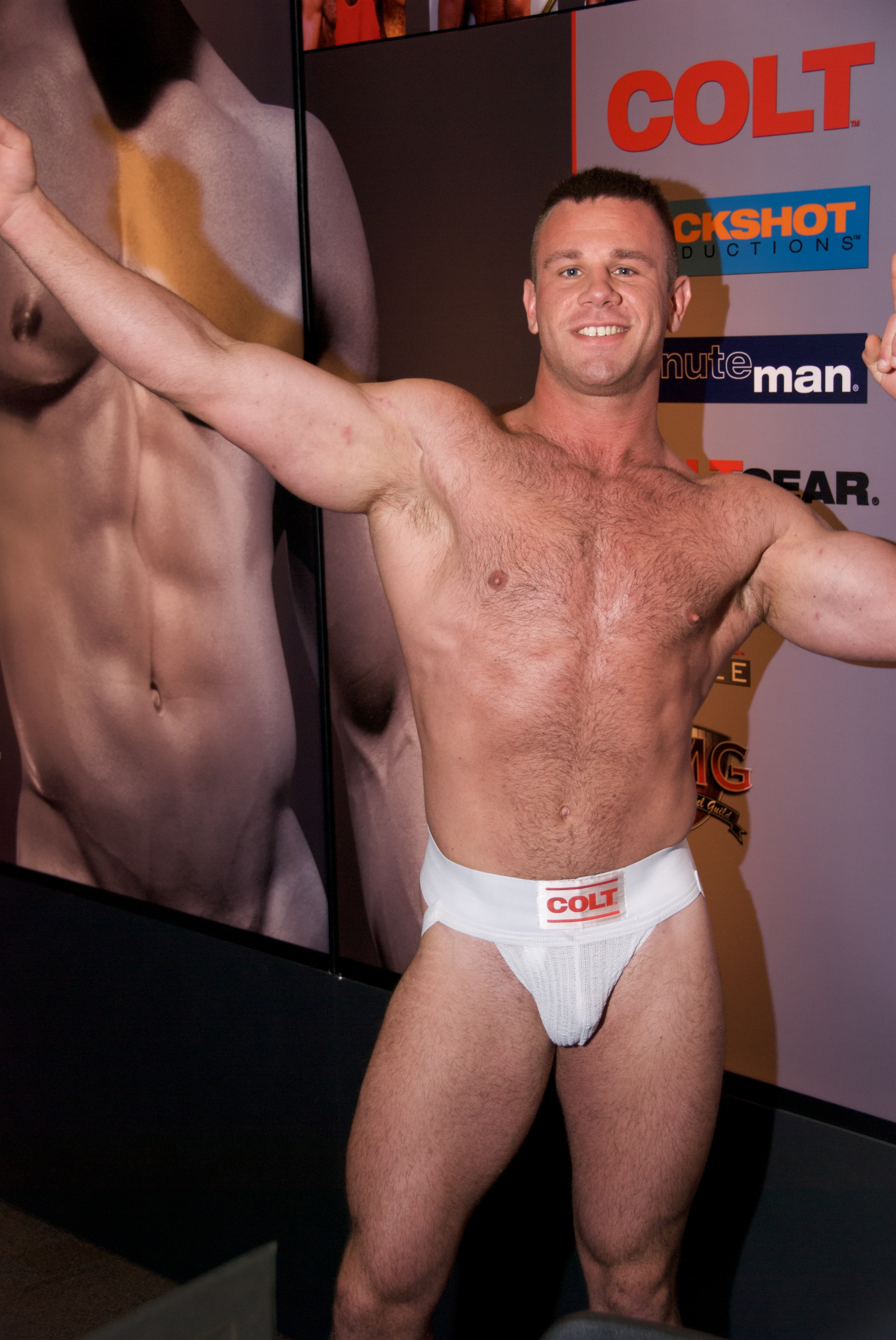 Big men bondage gay the man is so