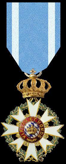 Archivo: Ridder en de Orde van Verdienste van de Beierse Kroon.jpg