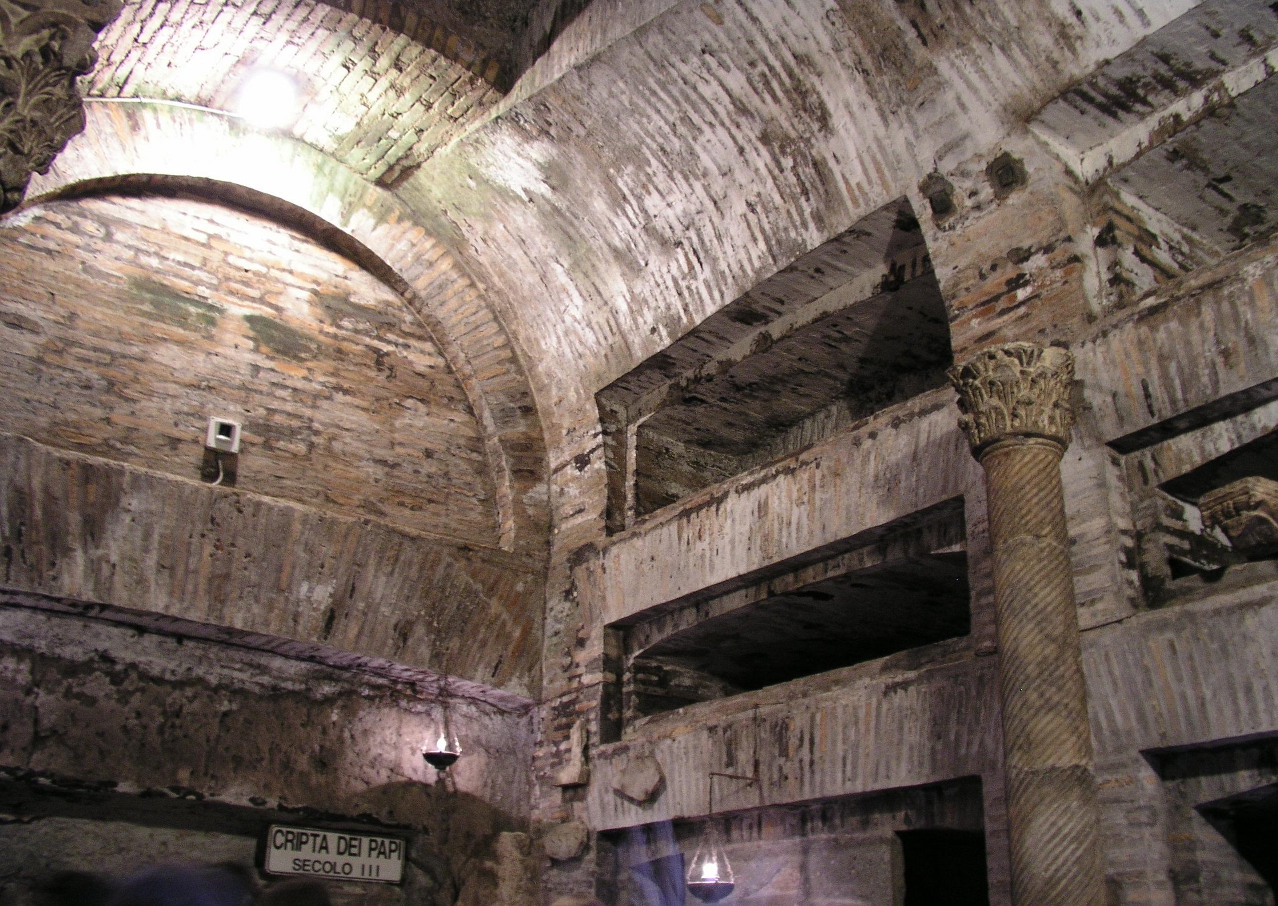 Visitar Catacumbas Roma