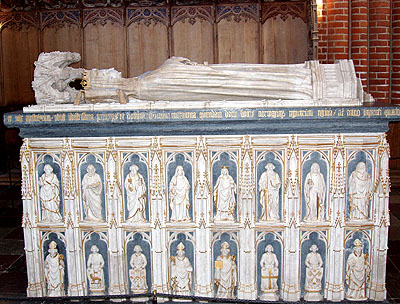Sarcofaag van Margrethe