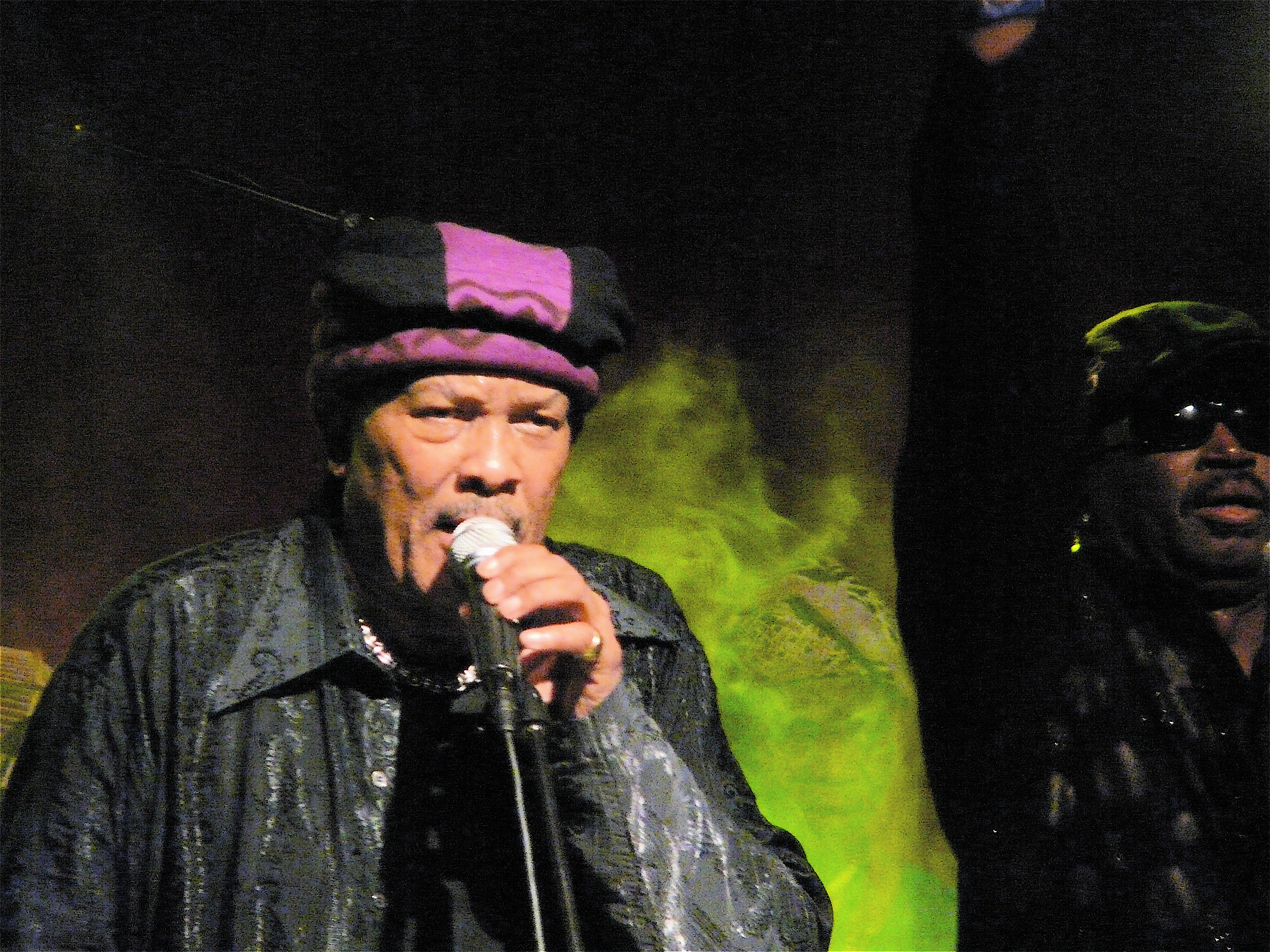 Depiction of Roy Ayers