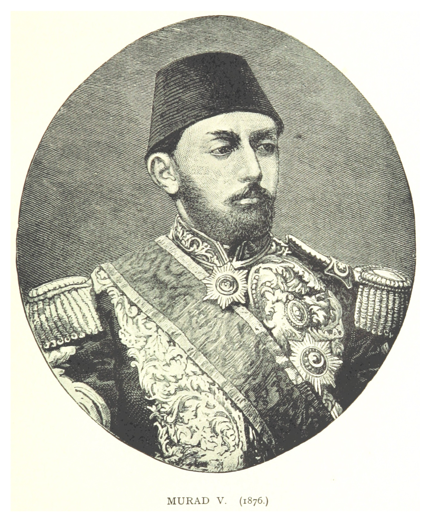 Sultan Murad V Pictures | Getty Images