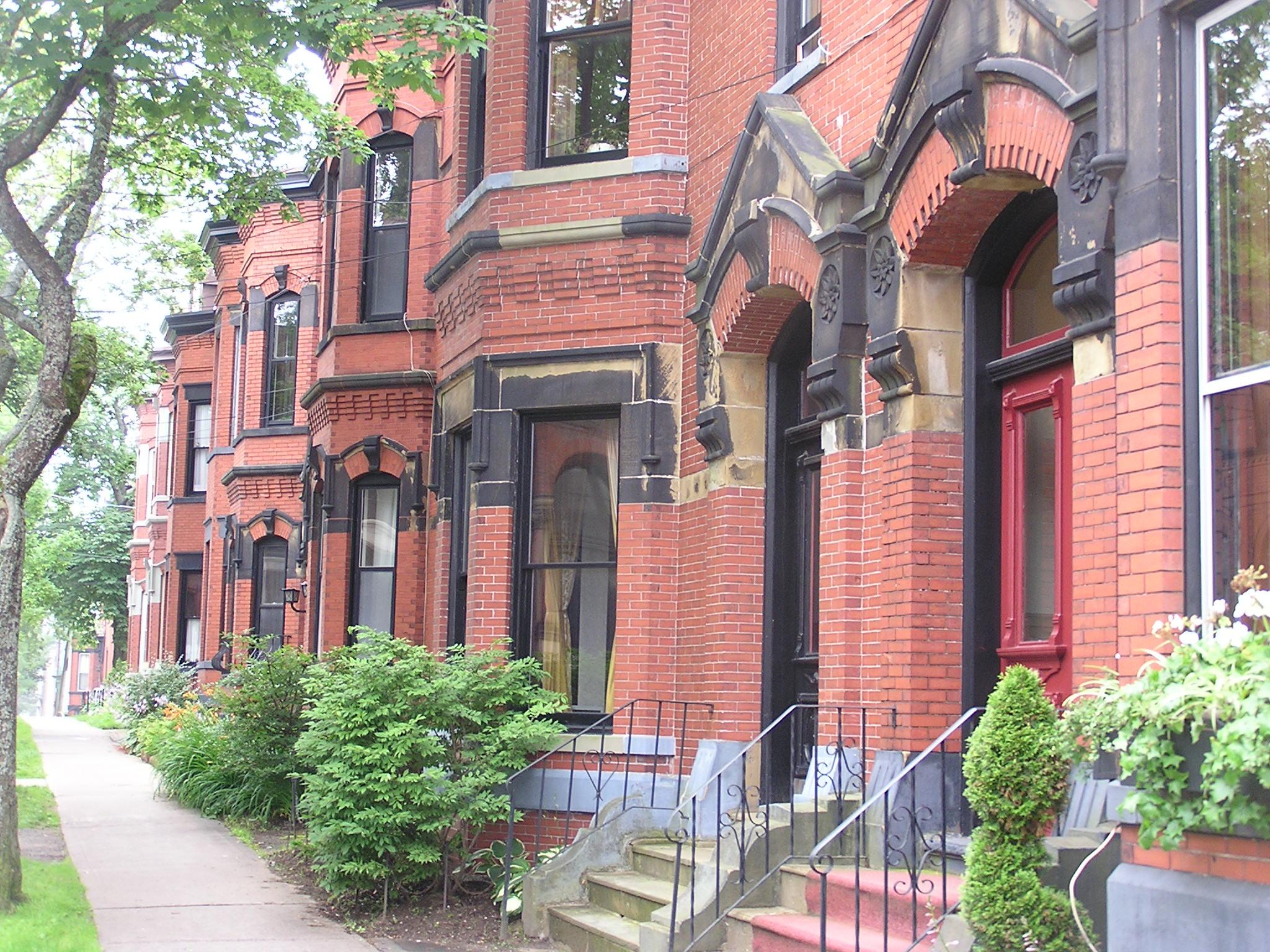 Saint John New Brunswick street scape, Germain St..jpg