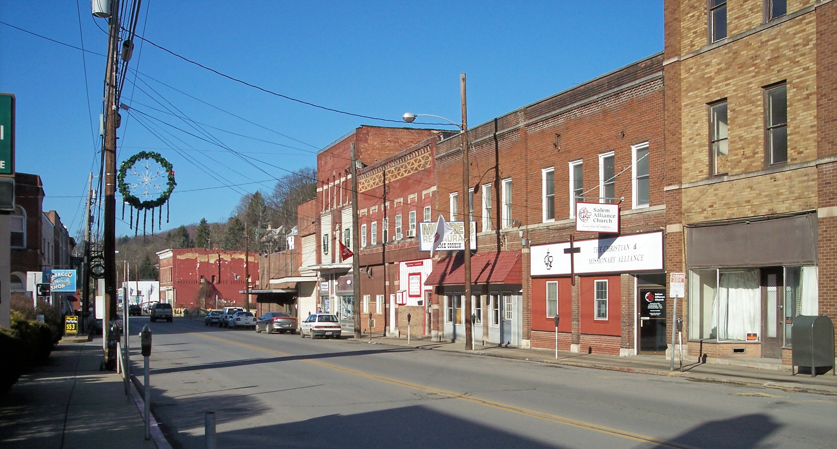 Salem (VA) United States  city images : Opinions on Salem, West Virginia