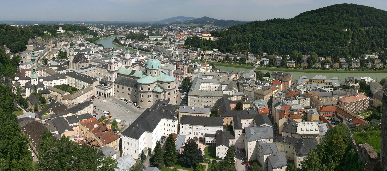 Туры вена зальцбург