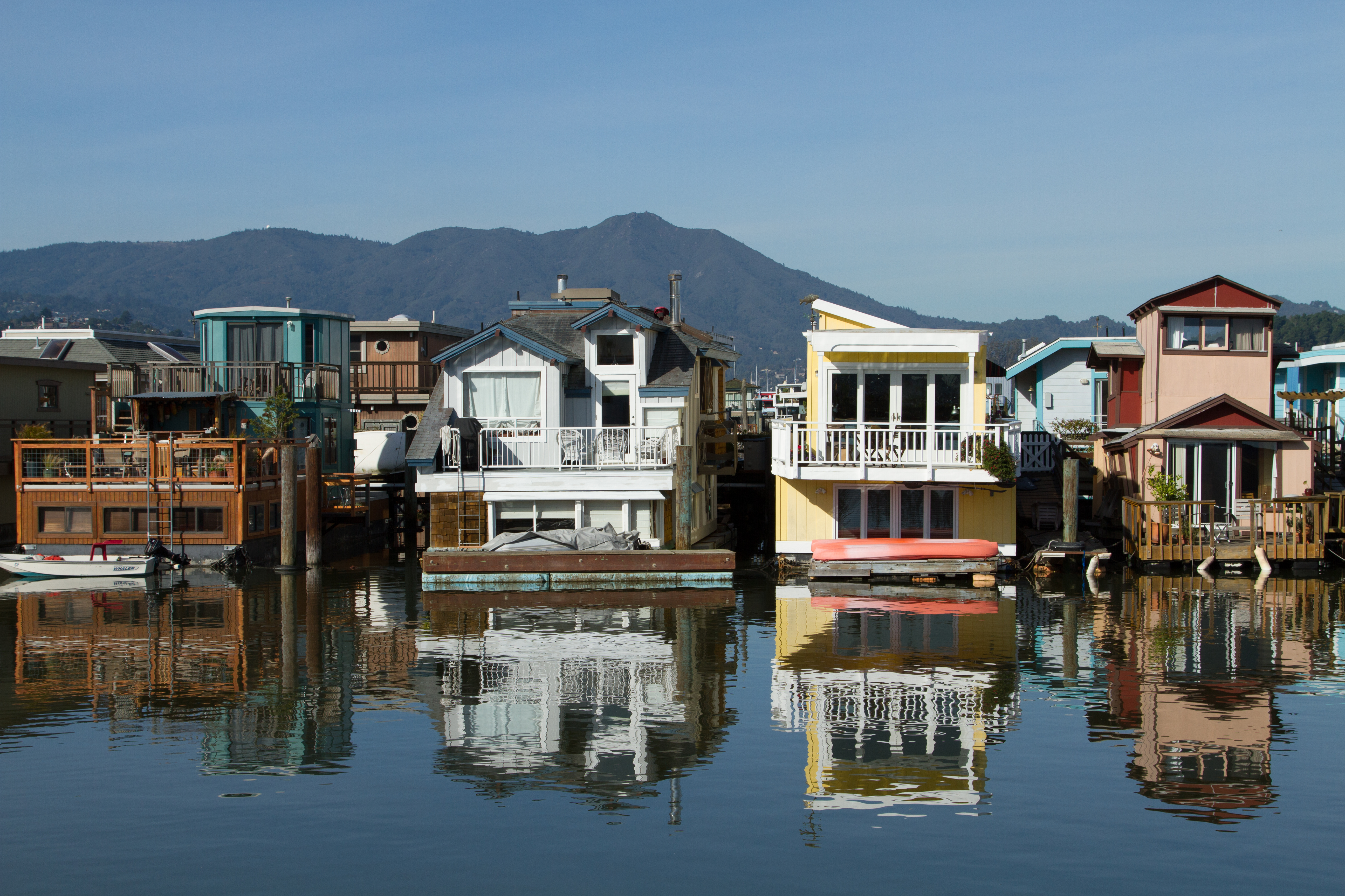 how to get to sausalito from san francisco