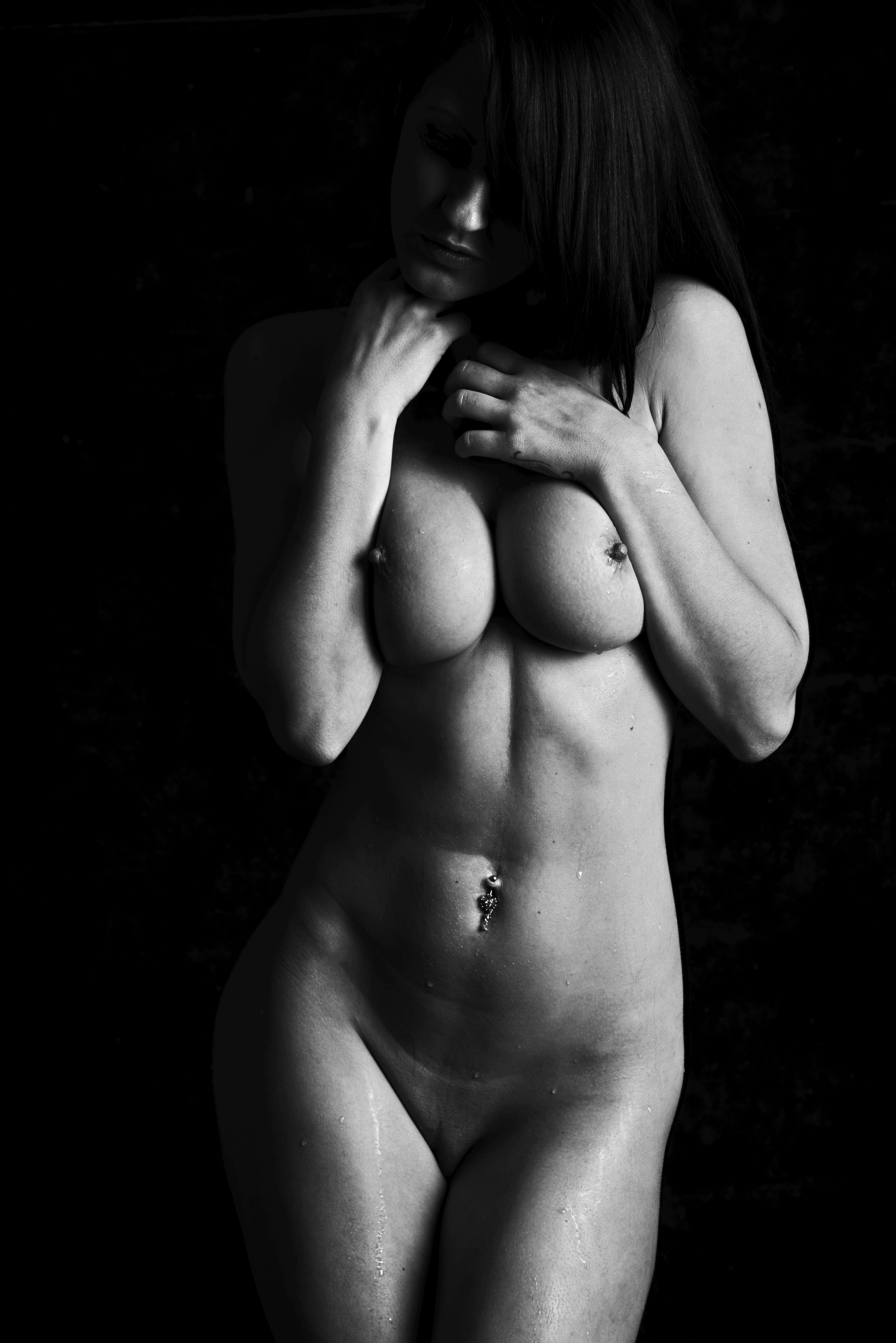 nude female hd model