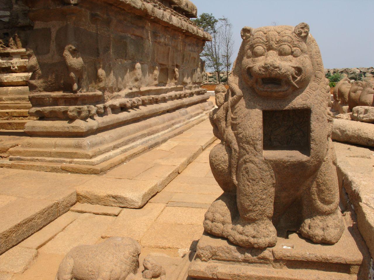 Image gallery mahabalipuram sculptures
